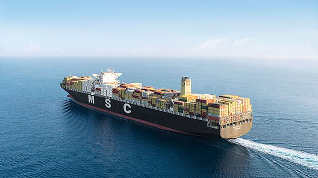 MSC HIRES CLEAN-UP COMPANY, SONAR-EQUIPPED VESSELS FOR NORTH SEA SEARCH