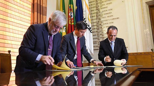 MSC MAKES SIGNIFICANT INVESTMENT IN PORTUGAL'S LARGEST DRY PORT