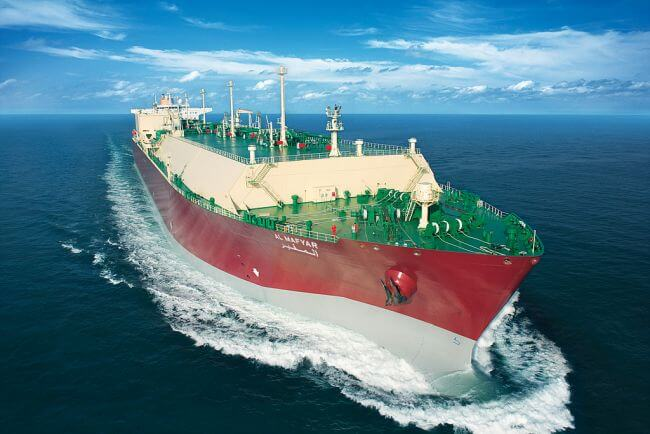 Samsung Heavy Starts to Clinch This Year`s First Order with LNG Carriers