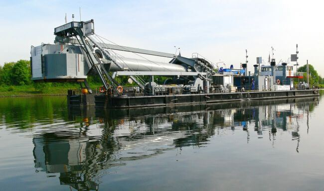 DAMEN AWARDED CONTRACT TO BUILD NEW DIVING BELL SHIP FOR WSA KOBLENZ