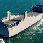 US Military Vehicle Carrier