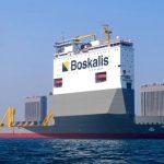 Boskalis Heavy marine transport