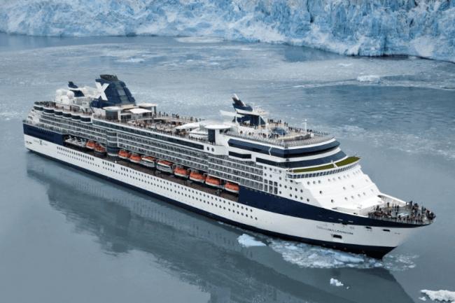 Solar Panels On Cruise
