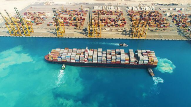King Abdullah Port Concludes 2018 with an Annual Throughput Increase Exceeding 36%