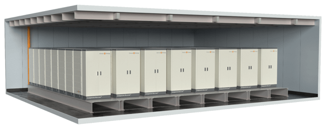 Corvus Energy launches groundbreaking new battery for Cruise ships, Ro-Pax and Ro-Ro with unlimited capacity