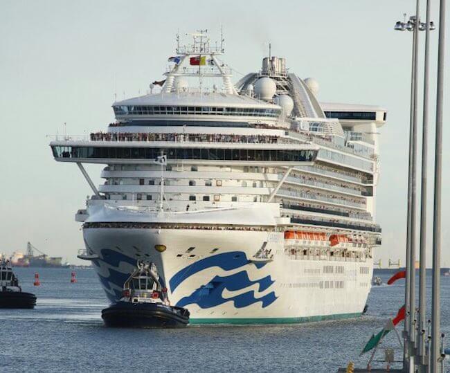 princess cruise panama 2