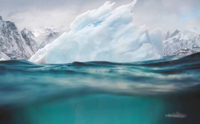 Climate Change_Ice berg_IPCC