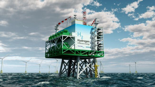 Hydrogen production takes system to new levels