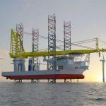 Jan De Nul Secures World's Largest Jack-Up Installation Vessel For Dogger Bank Wind Farms