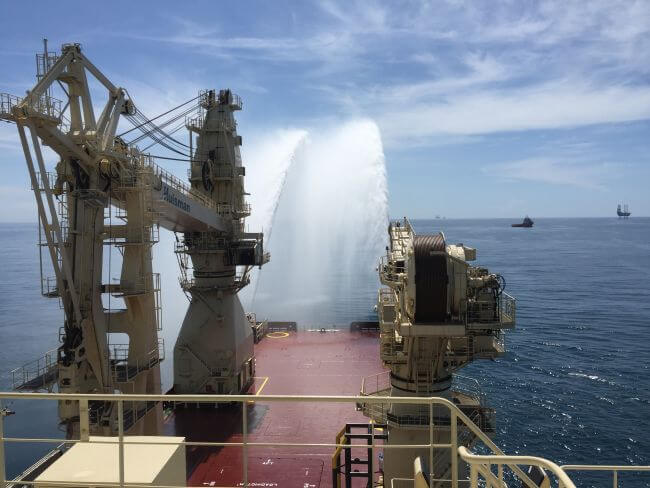 Maersk Supply Service Brings Second I-Class-Vessel To Mexico