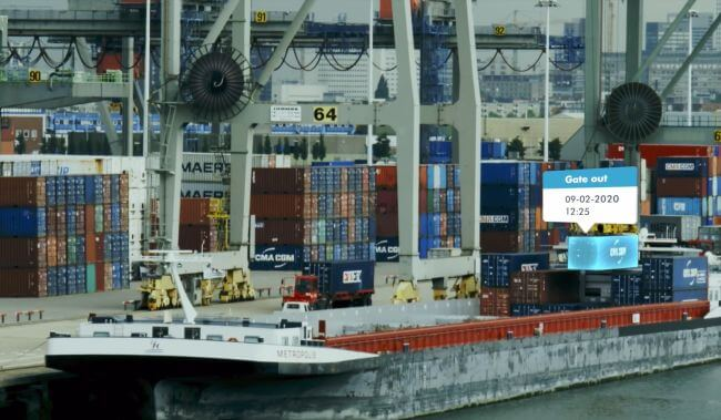 Port Of Rotterdam Authority Introduces Track_& Trace Containers