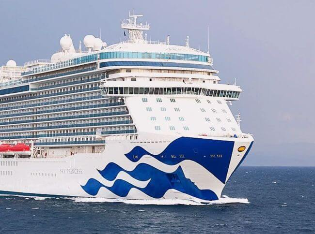 Princess Cruises_SkyPrincess