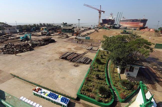 Safe Ship Recycling Project IMO - Bangladesh
