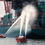 Ralamander 1600 – Uncrewed Rapid Response Fire Fighting For Modern Ports