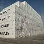 Crowley adds 300 reefer containers