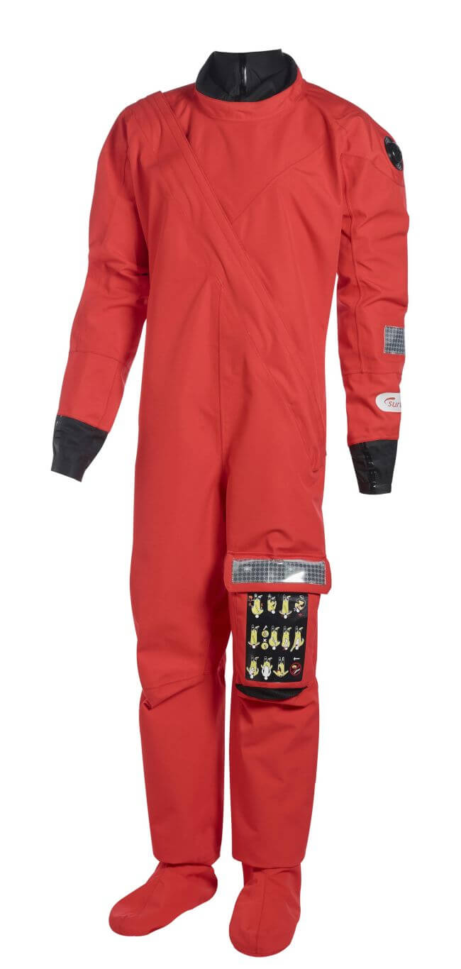 Customisable Immersion Suit And Robust Lifejacket Introduced For Offshore Training Centres