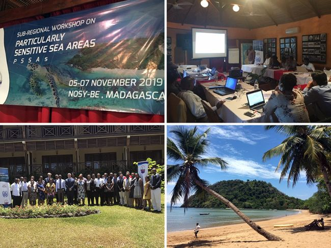 Protecting seas and coasts in Africa