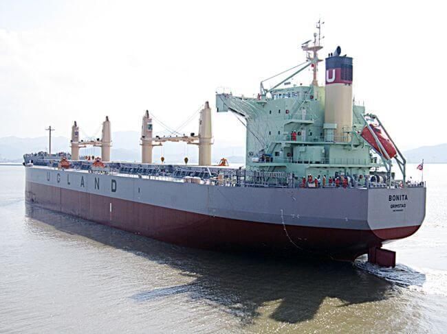 Ugland MV Bonita
