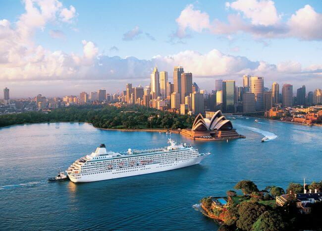 clia australia cruise representation
