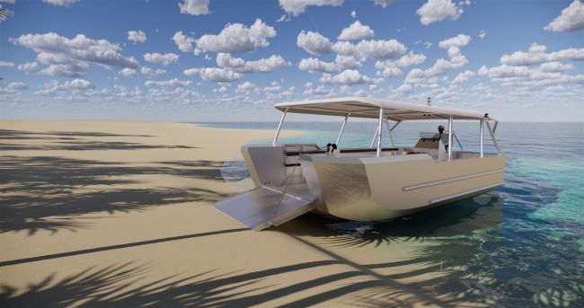 DFe 804-AI-Impression beach_