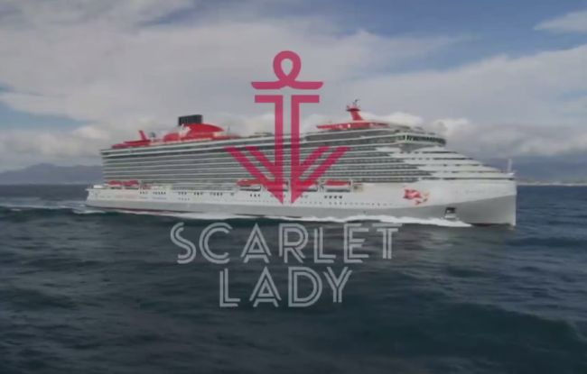 "Fincantieri Presents First Ship Built For Virgin Voyages ""Scarlet Lady""_2"