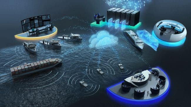 Digital Environment - Kongsberg Digital Develops Cloud-Based Simulators For Maritime Industry, With Funds From Innovation Norway