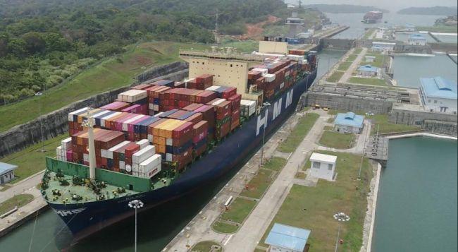 Hyundai-Hope-Panama canal