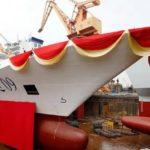 China's Largest Patrol Ship