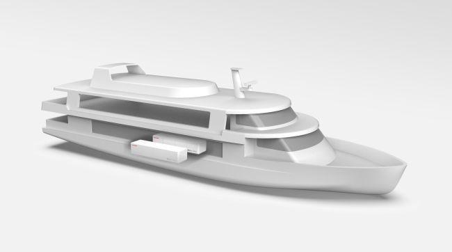 H2Rex Mov vessel