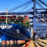 HMM's Twelve 24,000 TEU Ships Fully Laden With Containers