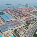 Kongsberg Maritime is to supply China Merchants Jinling Shipyard (Weihai) with systems for two RoPax vessels