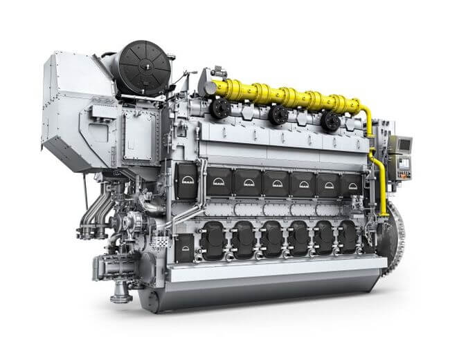 MAN Energy Solutions Wins Order for Battery-Hybrid Dual-Fuel System
