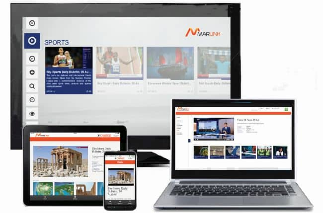 Marlink has extended its partnership with software and service provider Quadrille to provide a dedicated news and information channel to Marlink maritime customers