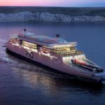 Wärtsilä selected by P&O Ferries British ferry operator, to power their new series super ferries