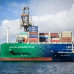 CMA CGM JACQUES SAADE Rotterdam LNG Bunkering