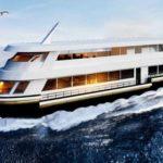 3d Design (Artistic Impression) Of Proposed Cruise Vessel