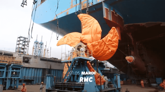 CMA CGM Report - Behind The Scenes Of Largest LNG-Powered Container Ships Project