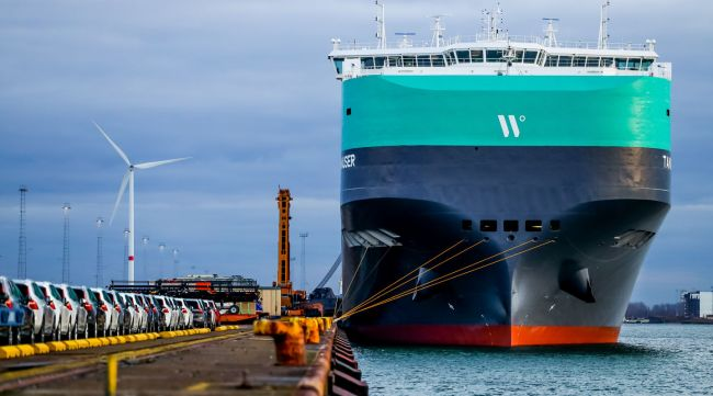 Wallenius Wilhelmsen Names First-Of-Its-Kind For HERO Vessel 'MV Tannhauser'