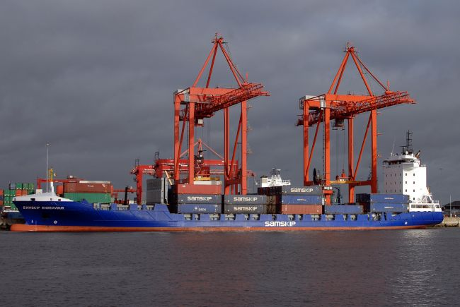 Samskip Launches Direct Container Services Between Amsterdam And Ireland