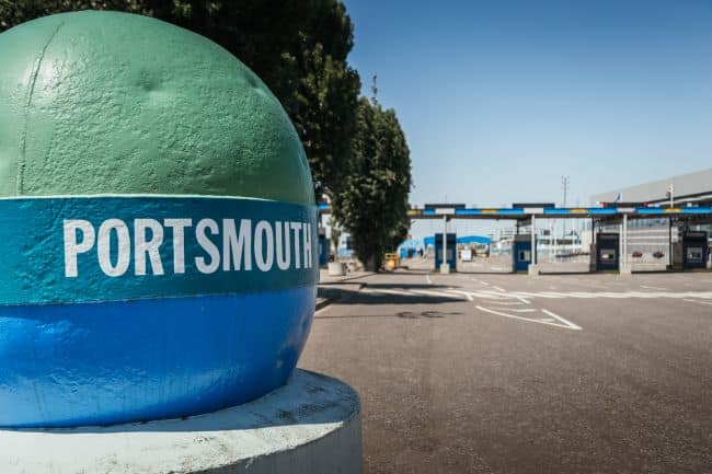 SpacePort; Using Geospatial Data To Solve Transport Challenges In Ports - Copyright Portsmouth International Port
