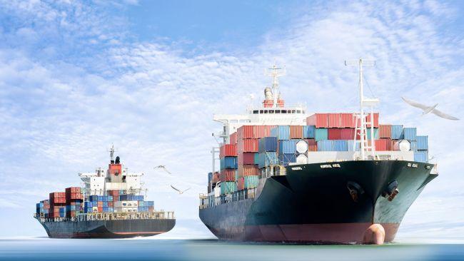 container-ship_shipping representation Image