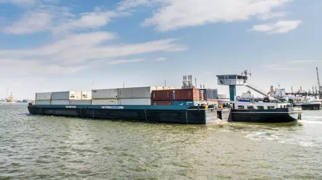 port of antwerp 3d SONAR sensor unmanned navigation