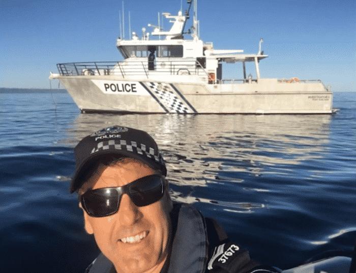 Former Australian Police Saved Maritime Lives