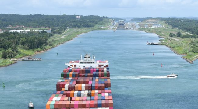 Panama Canal COVID Reprsentation