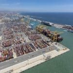 APM Terminals Barcelona Applies 5G Technology To Improve Traffic Safety