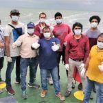 Indian Seafarers Crew Change