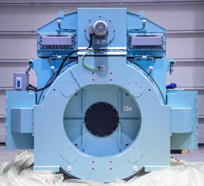 PM shaft generators - simple, compact, efficient, proven