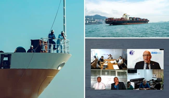 Pacific hub ports concept explored for regional crew change and repatriation