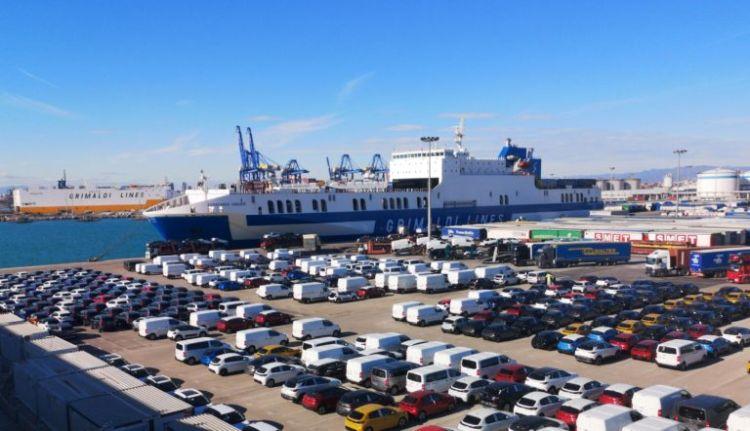 VTE terminal PAV Valencia port zero emissions
