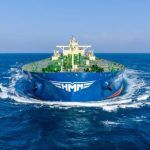 VLCC 'Universal Leader' with the use of new CI